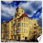 Berlin Friednau Germany Building Canvas 12  x 12   12 x12 Canvas - 1