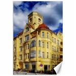 Berlin Friednau Germany Building Canvas 24  x 36  36 x24 Canvas - 1