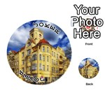 Berlin Friednau Germany Building Playing Cards 54 (Round)  Front - Joker1