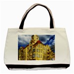 Berlin Friednau Germany Building Basic Tote Bag (Two Sides) Front