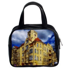 Berlin Friednau Germany Building Classic Handbags (2 Sides)
