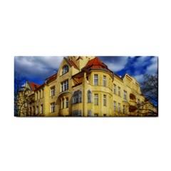 Berlin Friednau Germany Building Hand Towel