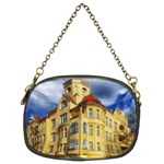 Berlin Friednau Germany Building Chain Purses (Two Sides)  Back