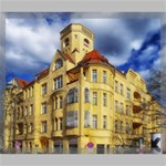 Berlin Friednau Germany Building Canvas 24  x 20  24  x 20  x 0.875  Stretched Canvas