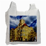 Berlin Friednau Germany Building Recycle Bag (Two Side)  Front