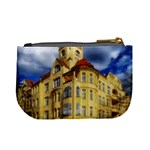 Berlin Friednau Germany Building Mini Coin Purses Back