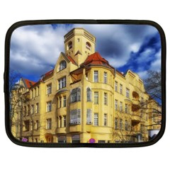 Berlin Friednau Germany Building Netbook Case (XL)