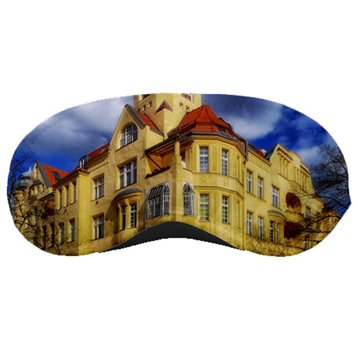 Berlin Friednau Germany Building Sleeping Masks