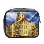Berlin Friednau Germany Building Mini Toiletries Bag 2-Side Back