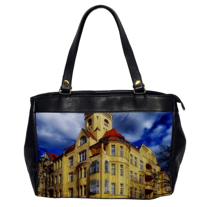 Berlin Friednau Germany Building Office Handbags