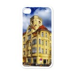 Berlin Friednau Germany Building Apple iPhone 4 Case (White) Front
