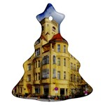 Berlin Friednau Germany Building Ornament (Christmas Tree) Front
