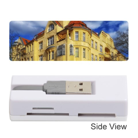 Berlin Friednau Germany Building Memory Card Reader (Stick)
