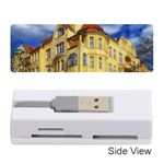 Berlin Friednau Germany Building Memory Card Reader (Stick)  Front