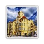 Berlin Friednau Germany Building Memory Card Reader (Square)  Front