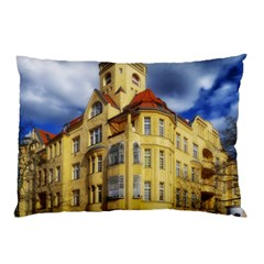 Berlin Friednau Germany Building Pillow Case (Two Sides)