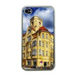 Berlin Friednau Germany Building Apple iPhone 4 Case (Clear) Front