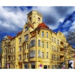 Berlin Friednau Germany Building Deluxe Canvas 14  x 11  14  x 11  x 1.5  Stretched Canvas