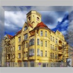 Berlin Friednau Germany Building Deluxe Canvas 20  x 16   20  x 16  x 1.5  Stretched Canvas