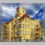 Berlin Friednau Germany Building Deluxe Canvas 24  x 20   24  x 20  x 1.5  Stretched Canvas