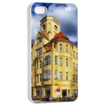 Berlin Friednau Germany Building Apple iPhone 4/4s Seamless Case (White) Front