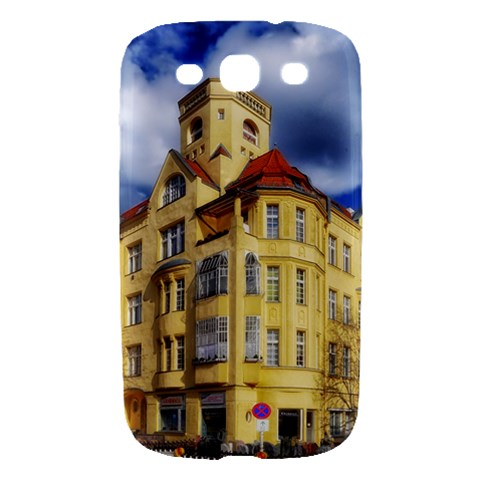 Berlin Friednau Germany Building Samsung Galaxy S III Hardshell Case