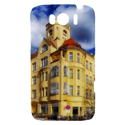 Berlin Friednau Germany Building HTC Sensation XL Hardshell Case