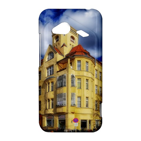 Berlin Friednau Germany Building HTC Droid Incredible 4G LTE Hardshell Case