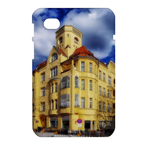 Berlin Friednau Germany Building Samsung Galaxy Tab 7  P1000 Hardshell Case