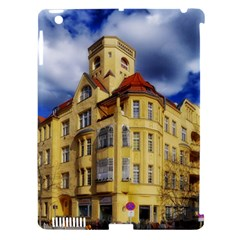 Berlin Friednau Germany Building Apple iPad 3/4 Hardshell Case (Compatible with Smart Cover)