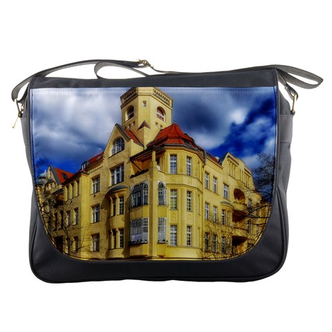 Berlin Friednau Germany Building Messenger Bags