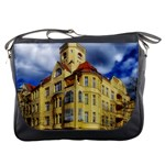 Berlin Friednau Germany Building Messenger Bags Front
