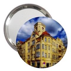 Berlin Friednau Germany Building 3  Handbag Mirrors