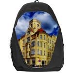 Berlin Friednau Germany Building Backpack Bag Front