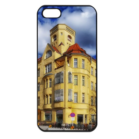 Berlin Friednau Germany Building Apple iPhone 5 Seamless Case (Black)