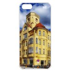 Berlin Friednau Germany Building Apple iPhone 5 Seamless Case (White) Front