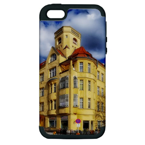 Berlin Friednau Germany Building Apple iPhone 5 Hardshell Case (PC+Silicone)