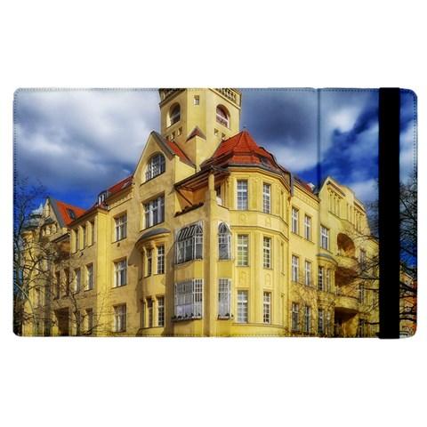 Berlin Friednau Germany Building Apple iPad 3/4 Flip Case