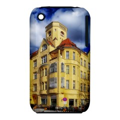 Berlin Friednau Germany Building Apple iPhone 3G/3GS Hardshell Case (PC+Silicone)
