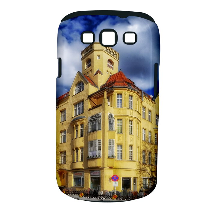 Berlin Friednau Germany Building Samsung Galaxy S III Classic Hardshell Case (PC+Silicone)