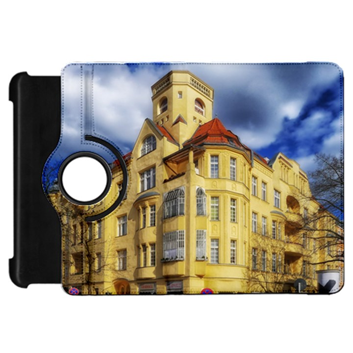 Berlin Friednau Germany Building Kindle Fire HD Flip 360 Case