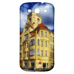Berlin Friednau Germany Building Samsung Galaxy S3 S III Classic Hardshell Back Case
