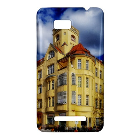 Berlin Friednau Germany Building HTC One SU T528W Hardshell Case