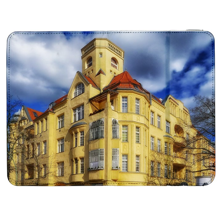 Berlin Friednau Germany Building Samsung Galaxy Tab 7  P1000 Flip Case