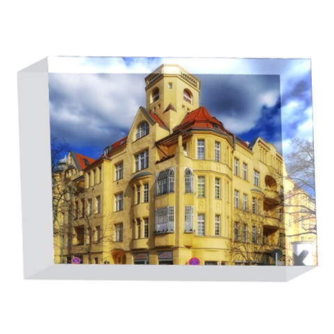 Berlin Friednau Germany Building 5 x 7  Acrylic Photo Blocks