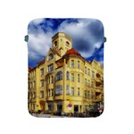 Berlin Friednau Germany Building Apple iPad 2/3/4 Protective Soft Cases Front