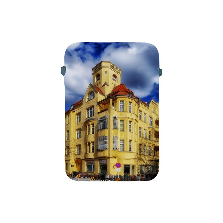 Berlin Friednau Germany Building Apple iPad Mini Protective Soft Cases