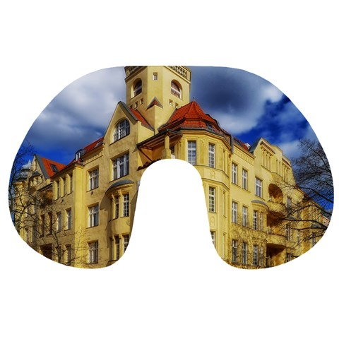 Berlin Friednau Germany Building Travel Neck Pillows