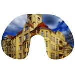 Berlin Friednau Germany Building Travel Neck Pillows Back