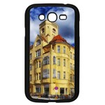 Berlin Friednau Germany Building Samsung Galaxy Grand DUOS I9082 Case (Black) Front